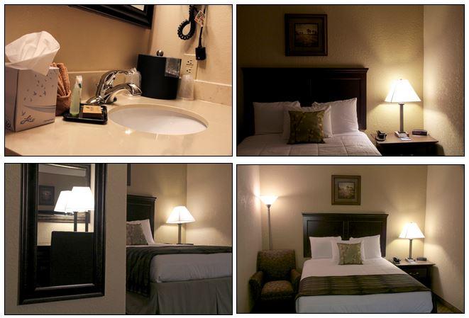 grandview inn and suites room